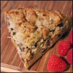 Banana Date Coffee Cake