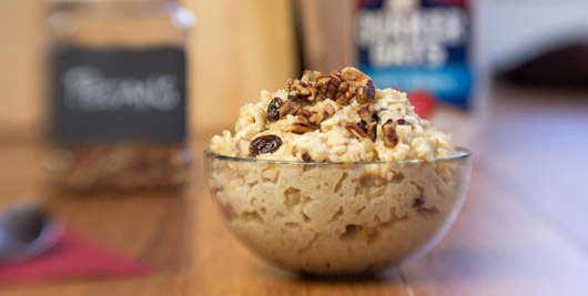 Quick Oatmeal Cookie Oatmeal