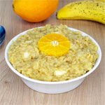 Banana Orange Oatmeal