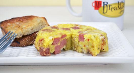 Microwave Breakfast Casserole Recipe Mrbreakfast Com