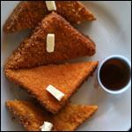 Cinnamon Crunch French Toast