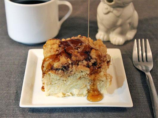 Breakfast Bread Pudding Recipe | MrBreakfast.com