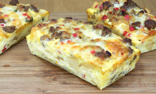 Southwestern Breakfast Casseroles