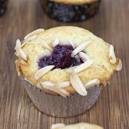Cranberry Thanksgiving Muffins