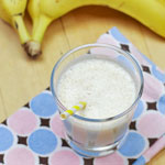Simple Banana Smoothie