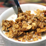 Wheat-Free Maple Granola