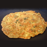 Spicy Indian Pancakes