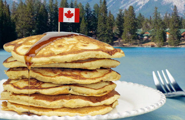Canadian Flapjacks
