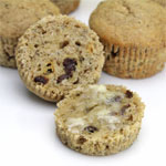 Low-Fat Banana Muffins