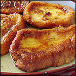 Torrijas (Spanish French Toast)