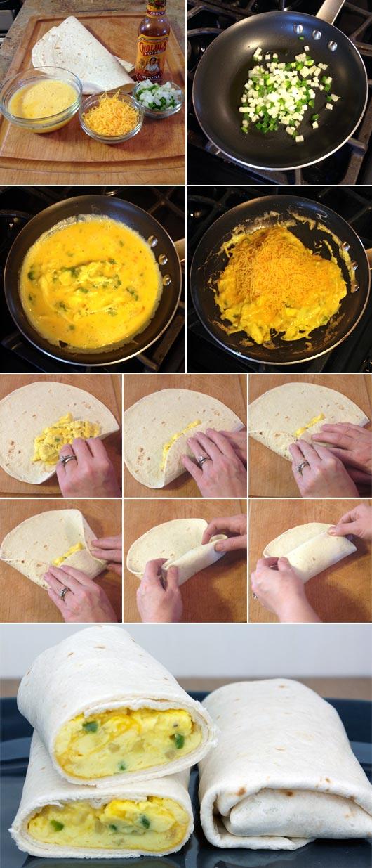 Low Fat Burritos 107