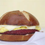 Eric's Breakfast Sandwich