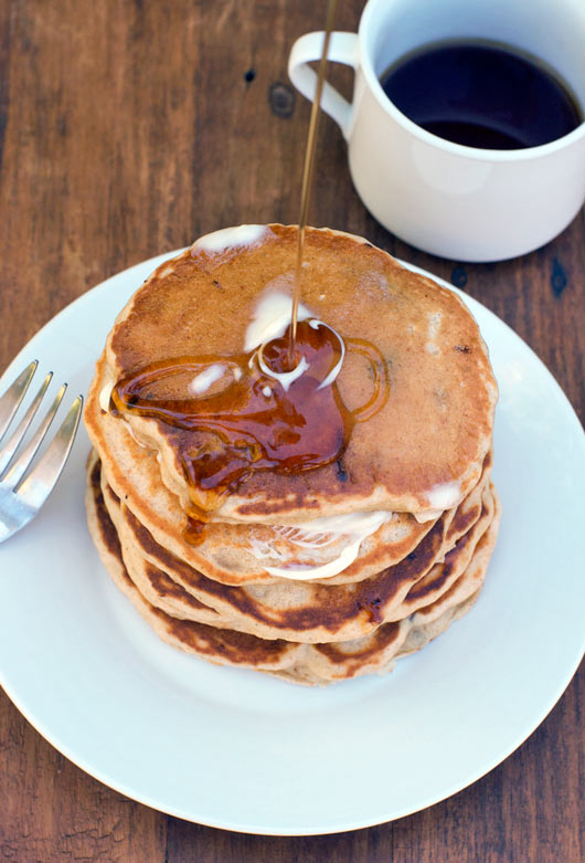 Maple Pancakes