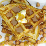 Butterscotch Waffles