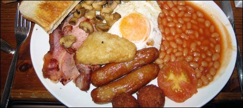 Full Irish Breakfast Recipe  Irish Food Recipes From Ireland