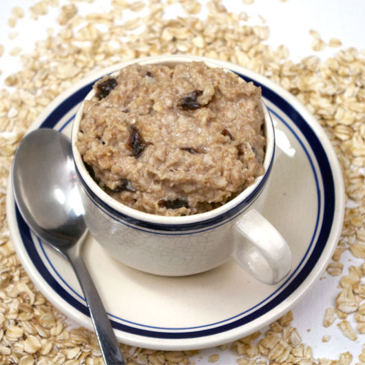 Oatmeal With Dates