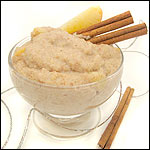 Cinnamon Apple Raisin Oatmeal