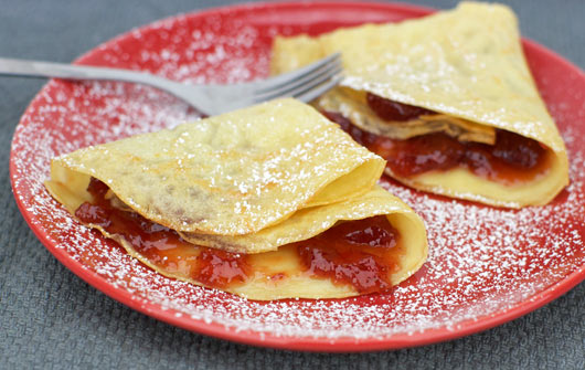 Easy To Make Crepes