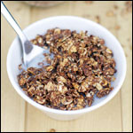 Cocoa Granola (No Oil)