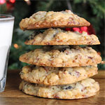 Bacon Cornflake Cookies