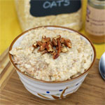 Cinnamon Sugar Oatmeal