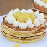 Lemon Hotcakes