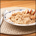 Apple Snapple Oatmeal