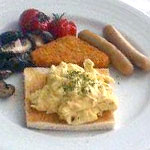 Slow Cooked Scrambled Egg