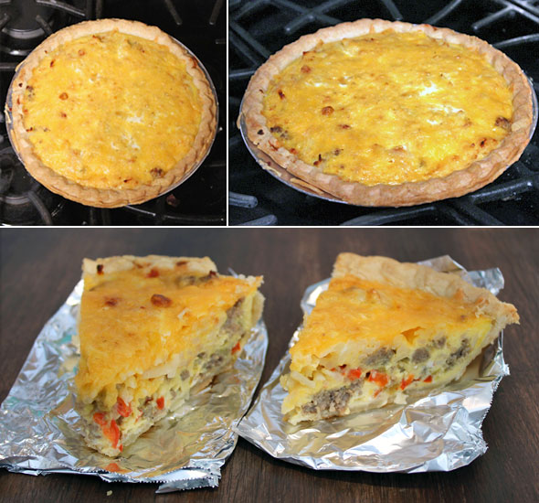 Country Breakfast Pie