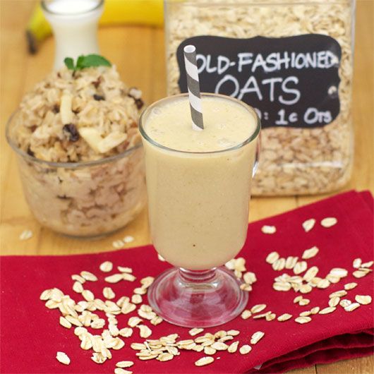 Oatmeal Smoothie
