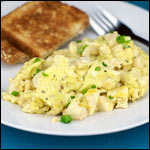 Scrambled Eggs With Tofu