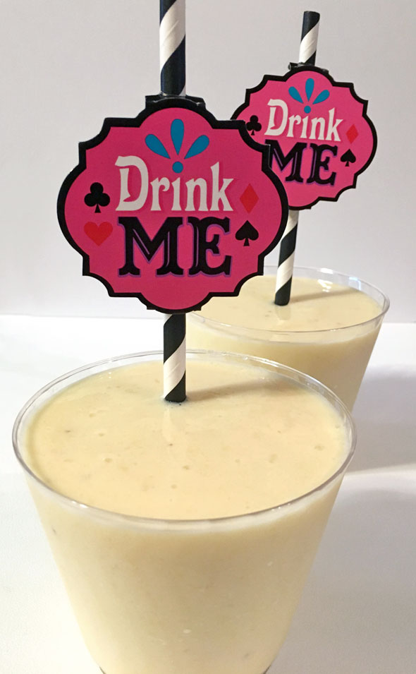 Pineapple Pleaser Smoothie