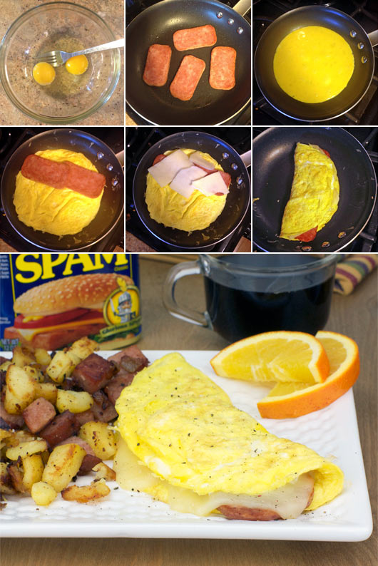 Making a Spam Omelette