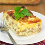 David Letterman's Favorite Breakfast Casserole