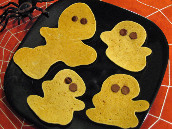 Pancake Ghosts