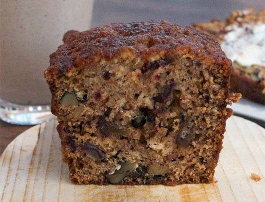Low Fat Fruit Loaf Cake Recipe