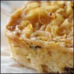 Apple Raisin Kugel