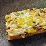 Green Chili & Spinach Breakfast Casserole
