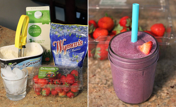 Breakfast Smoothie Delight