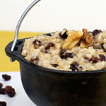 Cinna-Raisin Oatmeal