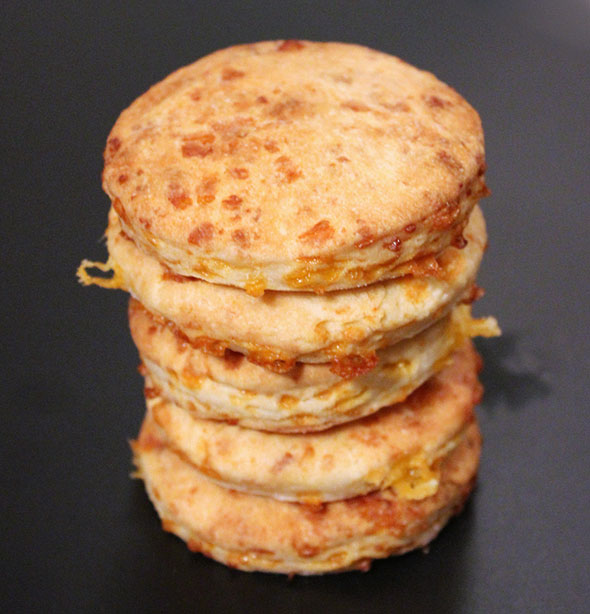 Cheddar Cheese Bisquick Biscuits Recipe