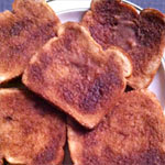 Lazy Cinnamon Toast