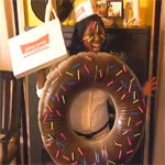 Donut Costume (Do Not Eat)
