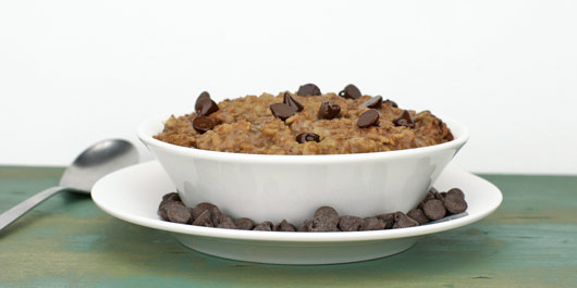 Chocolate Chip Oatmeal Recipe