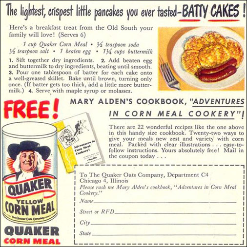 Classic Recipe: Batty Cakes