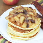 Apple Pancake Topping