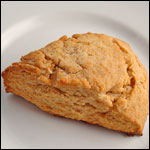 Whole Wheat Apple Scones