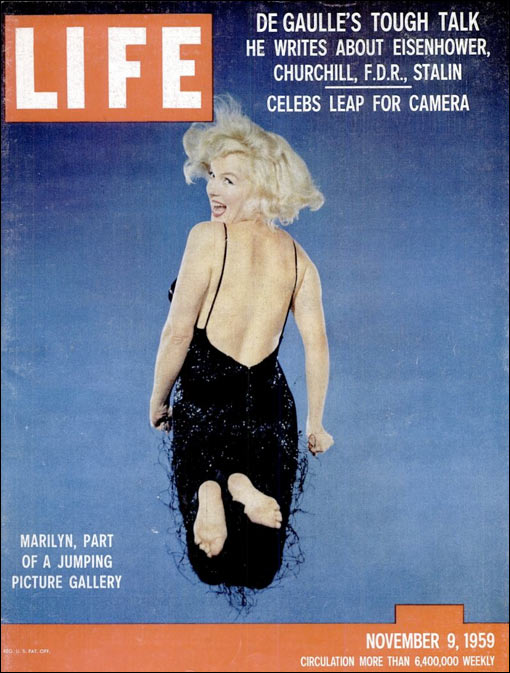 November 9, 1959 issue of Life Magazine