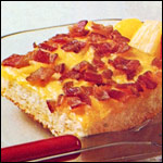 Maple-Bacon Oven Pancake