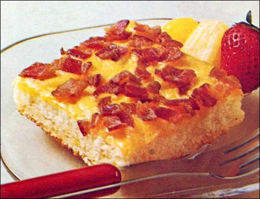Classic 1979 Recipe: Maple-Bacon Oven Pancake